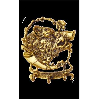 Ключница «Дикий кабан»