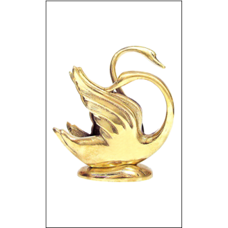 Салфетница «Лебеди»
